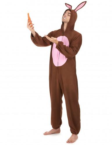 Hase-Kostüm für Herren-1