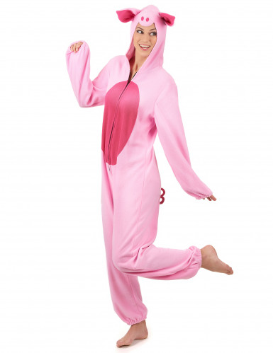Schwein-Kostüm für Herren-1