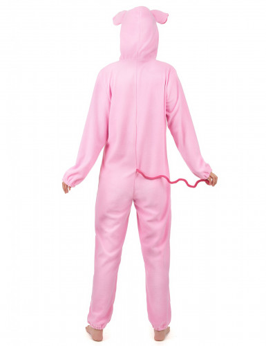 Schwein-Kostüm für Herren-2