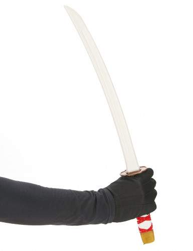 Roter Ninja-Säbel für Kinder-1