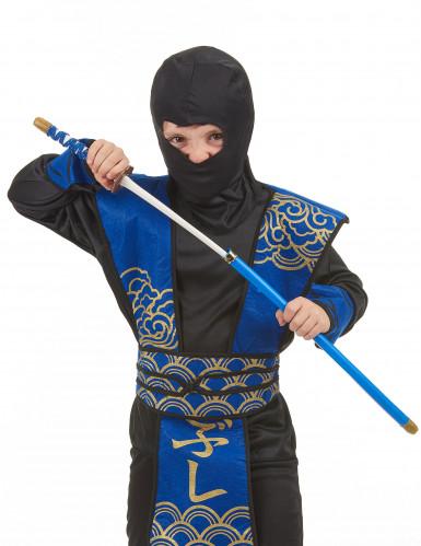 Blauer Ninja Säbel für Kinder-1