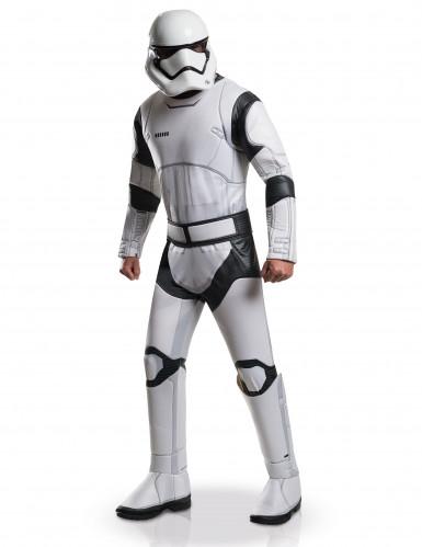 Stormtrooper White Kostüm für Erwachsene - Star Wars VII™ Deluxe
