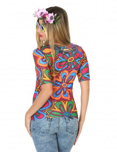 Hippie T-Shirt für Damen-1
