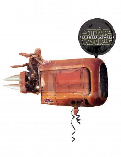 Aluminium Luftballon - Star Wars VII™
