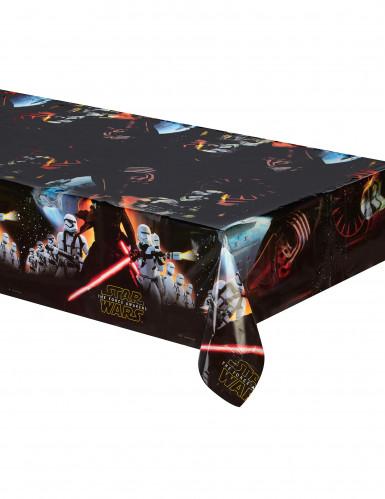 Plastik Tischdecke Star Wars VII™ 120 x 180 cm