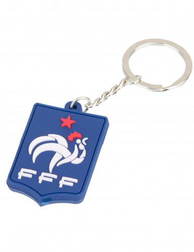 Frankreich Fan FFF™ Schlüsselanhänger