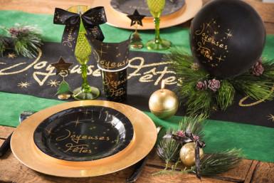 10 weihnachtliche Pappteller-1