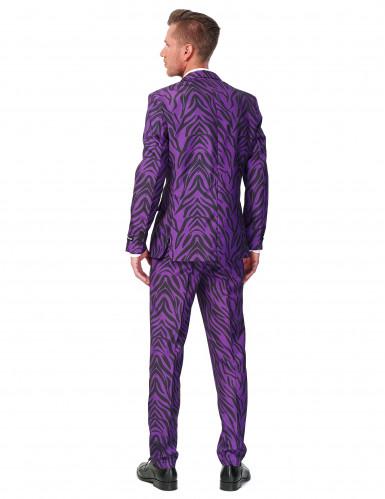 Violetter Tiger-Anzug Suitmaster™ für Herren-1