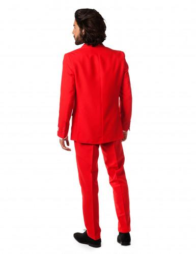 Knallroter Opposuits™ Anzug Red Devil-1