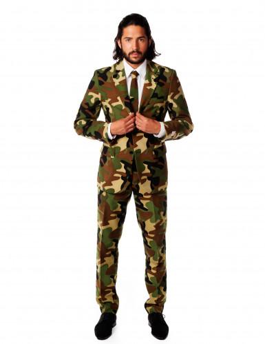 Mr. Kommando-Kostüm von OppoSuits für Herren