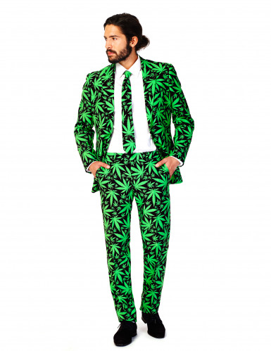 Opposuits™ Anzug Mr. Cannaboss