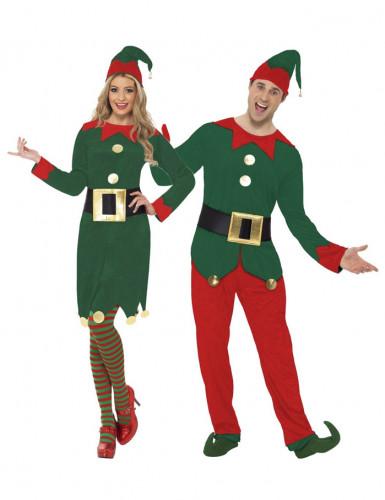 Paar Wichtel-Kostüm für Erwachsene