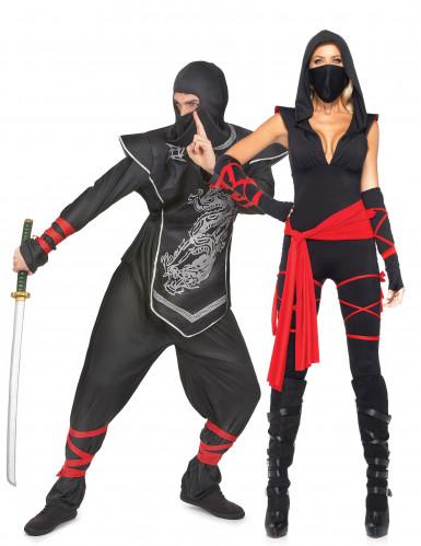 Ninja Paarkostüm
