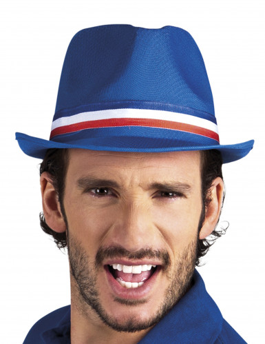 Gangster-Hut für französischen Fan