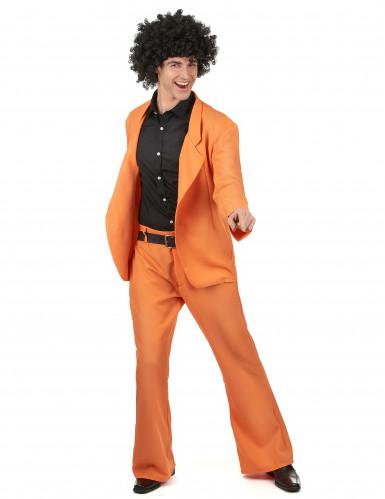 Oranges Disco Kostüm