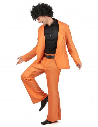 Oranges Disco Kostüm-1