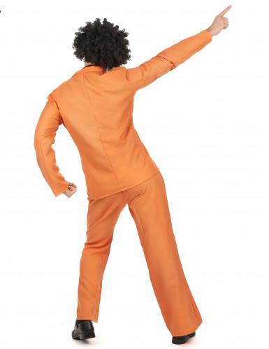 Oranges Disco Kostüm-2