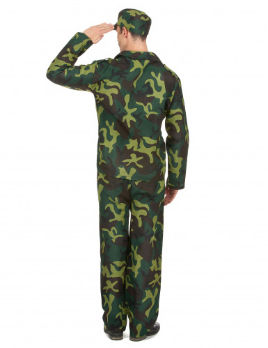 Soldaten Kostüm-2