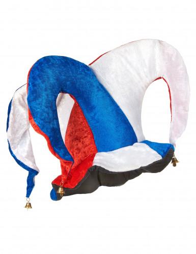 Hofnarr-Hut für französischen Fan