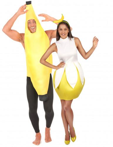 Bananenkostüm für Paare