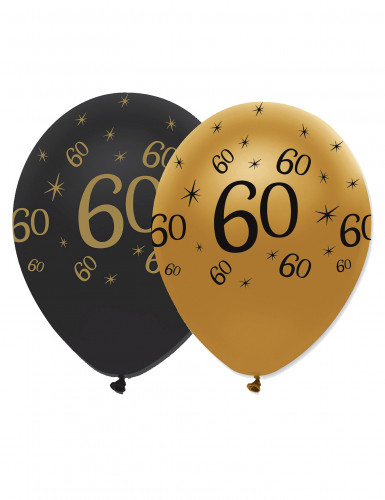 6 Luftballons  60 Jahre