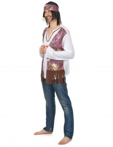 Lässiges Hippie-Kostüm-1