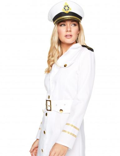 Kapitänskostüm für Damen-2