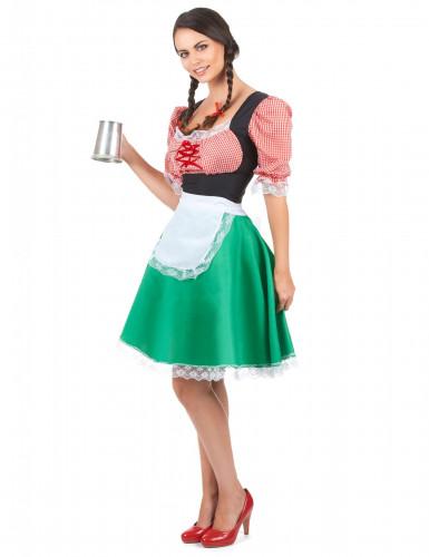 Kostüm Bayerin im Dirndl für Erwachsene-1