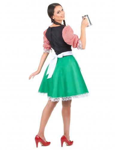 Kostüm Bayerin im Dirndl für Erwachsene-2