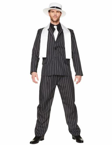 Retro Gangster Kostüm für Herren-1