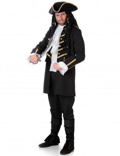 Piraten Kapitäns Kostüm für Herren