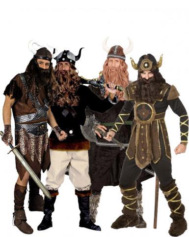 Wikinger Horde Kostüme für Erwachsene