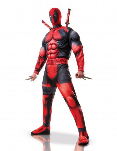 Deadpool™ Kostüm für Erwachsene - Deluxe