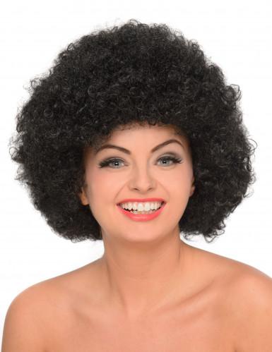 Afro Perücke - Damen