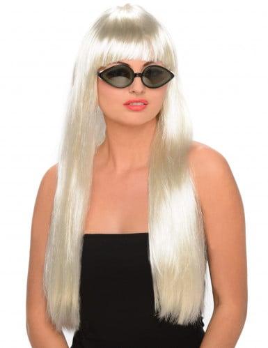 Popstar Perücke für Damen