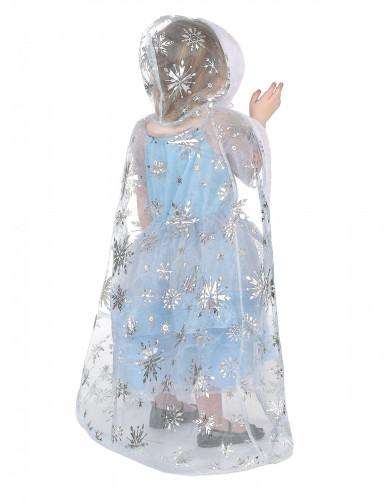 Schneekönigin-Umhang für Mädchen-1