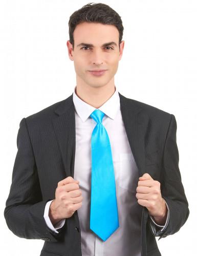 Knallige Krawatte