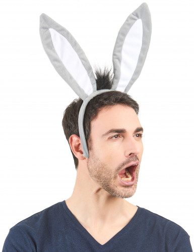 Esel-Haarreif für Erwachsene-1