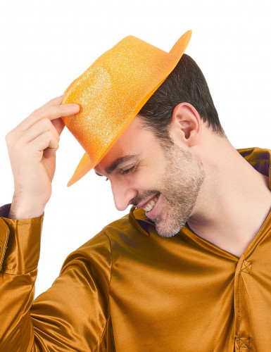 Glitzernder Hut-1