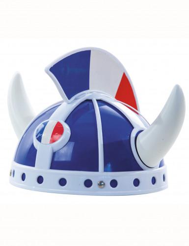 Gallischer Helm für französischen Fan