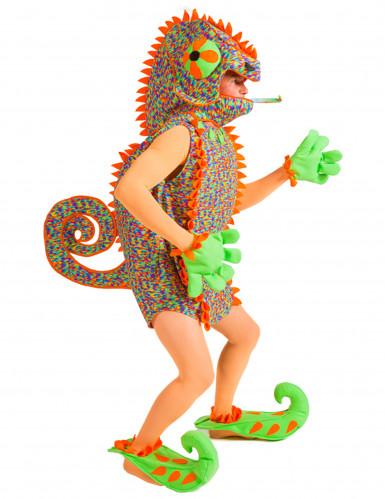 Chamäleon-Kostüm für Herren