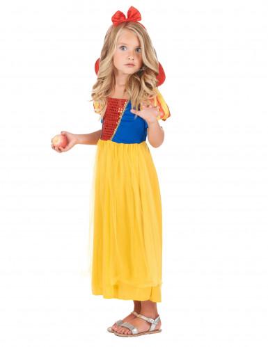 Märchenprinzessinnen-Kostüm für Mutter und Tochter-1