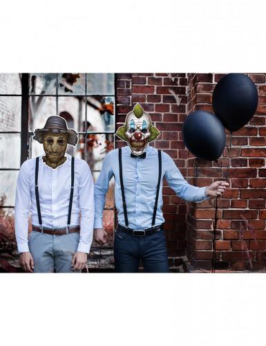 Maske Clown Halloween-2