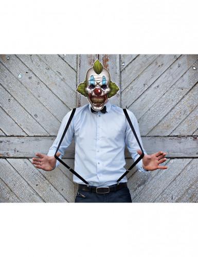 Maske Clown Halloween-1