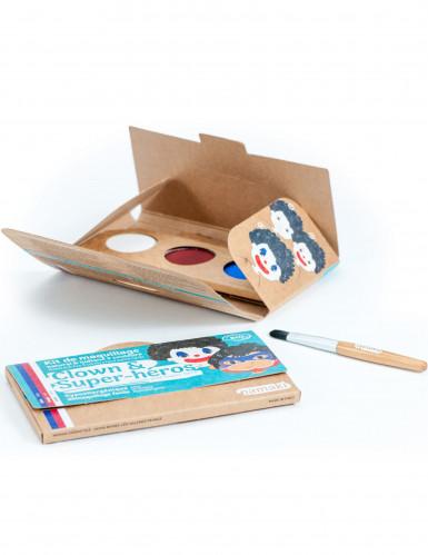 Clown & Superheld Schminke-Set Namaki Cosmetics ©