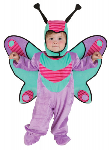 Baby Schmetterling Kostüm