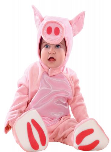 Schweine Babykostüm