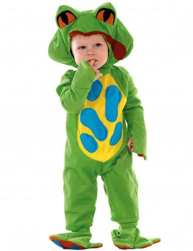 Grüner Frosch Kostüm