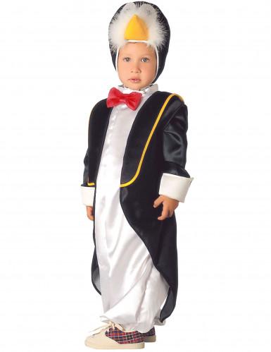Pinguin im Frack Kinderkostüm