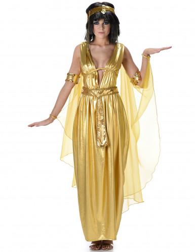 Kleopatra-Kostüm in gold